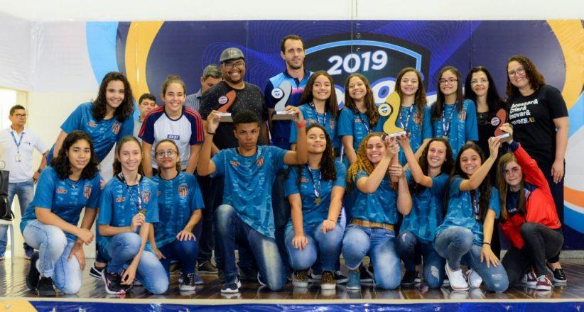 Premiação Jogos Estudantis 2019 – Sesi Laranjeiras 02