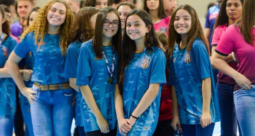 Premiação Jogos Estudantis 2019 – Sesi Laranjeiras