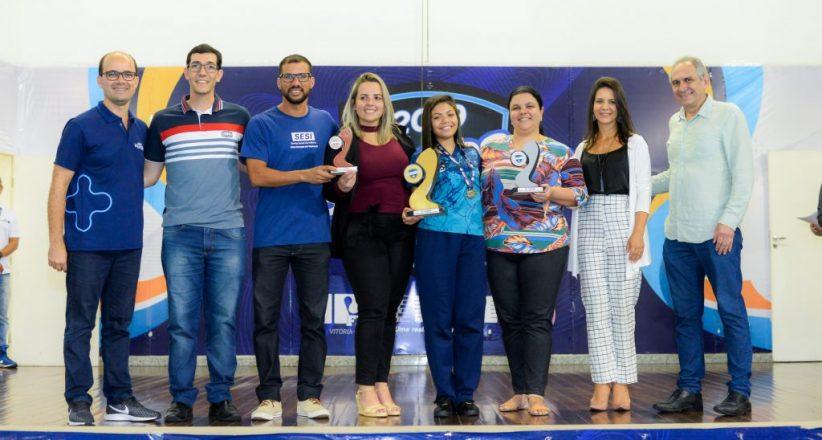 Premiação Jogos Estudantis 2019 – Sesi Porto de Santana